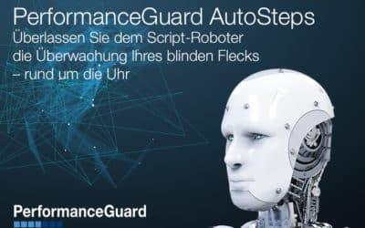 PerformanceGuard – jetzt mit synthetischem Monitoring