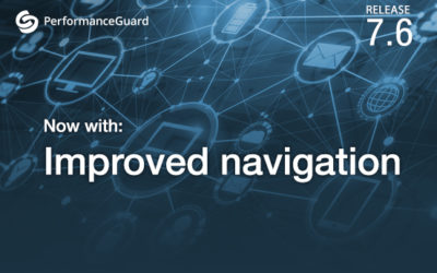 Release: PerformanceGuard 7.6