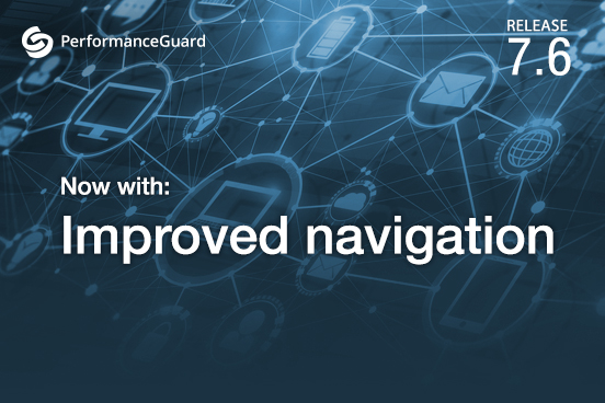 Release: PerformanceGuard 7.6