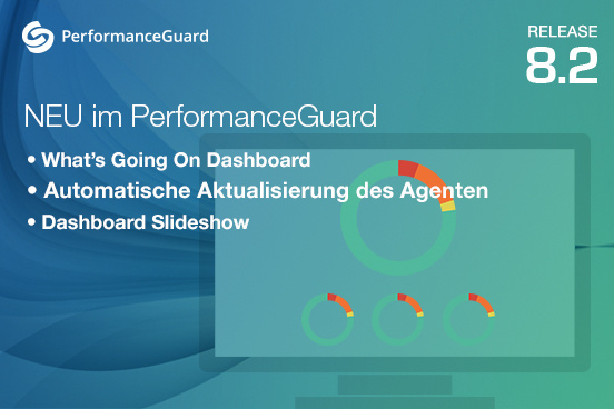Release: What's Going on Dashboard im PerformanceGuard 8.2